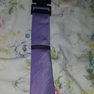 Beautiful Purple Men's Tie